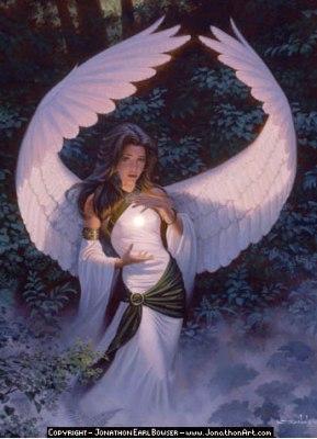 Famous Angel